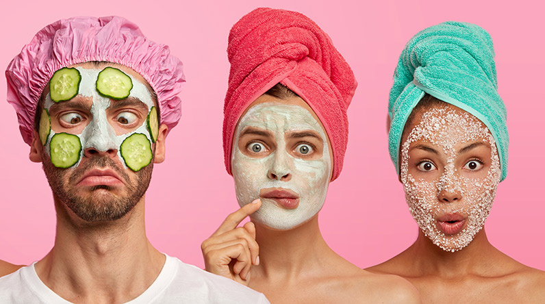 How to choose the right face mask for your skin type / Shutterstock