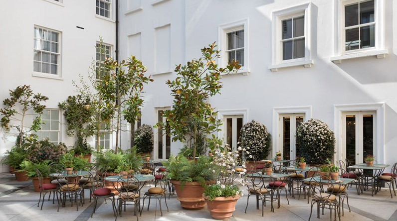 The Petersham Floral Court / Covent Garden