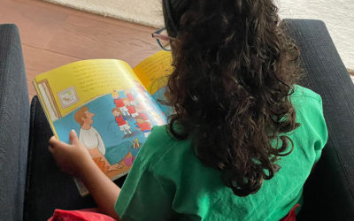 Kids' Book Club Takeover: Five-year-old Basma's favourite reads