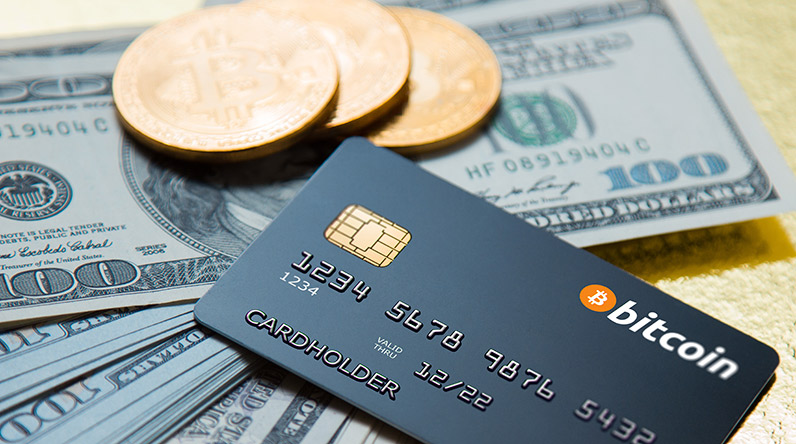 Cash and digital currency / Shutterstock