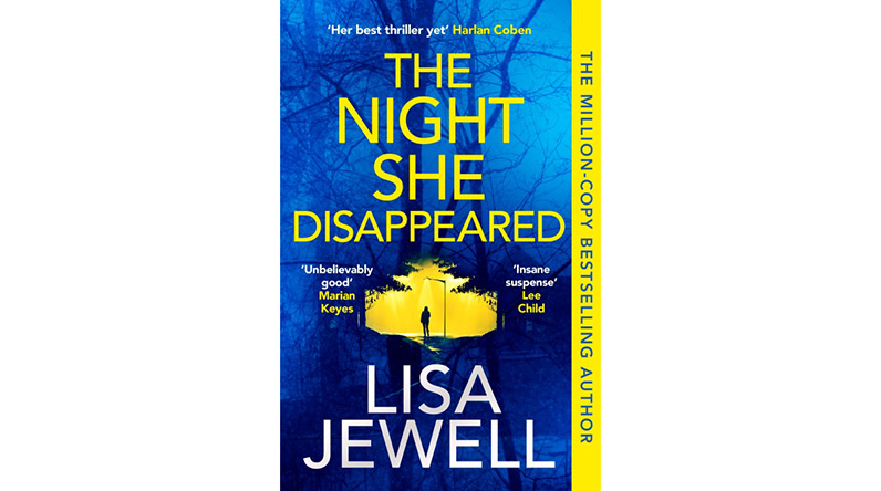 The Night She Disappeared by Lisa Jewell / Penguin