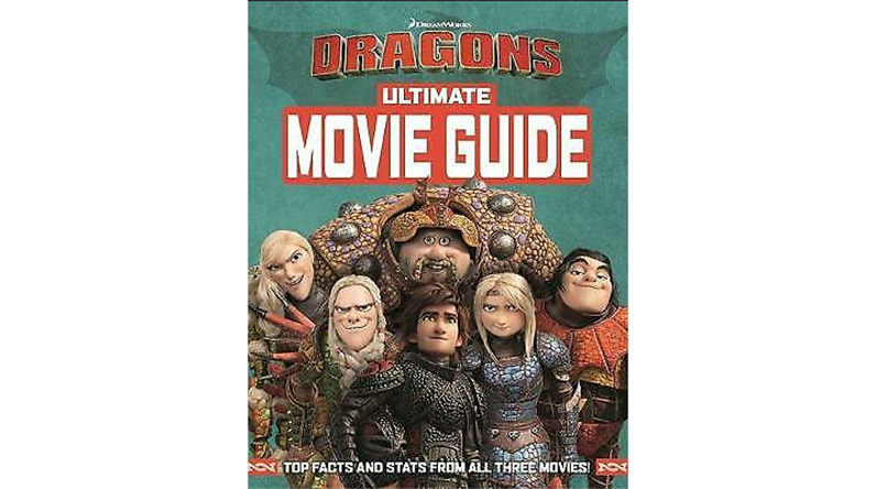 How to Train Your Dragon Movie Guide / Dreamworks / Hachette